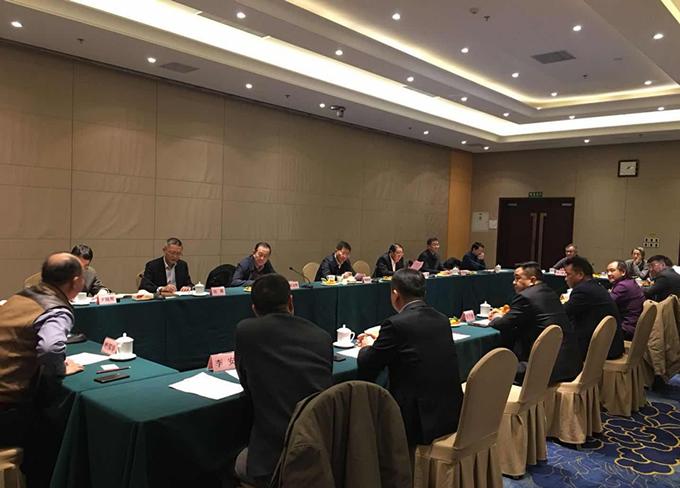 在京乡友在线体彩购买发展恳谈会在北京举行 魏晓明讲话
